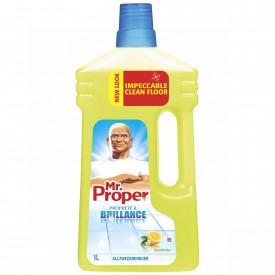 Detergent universal pentru suprafete Mr. Proper Lemon, 1l