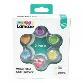 Lamaze-Set 2 inele gingivale refrig.
