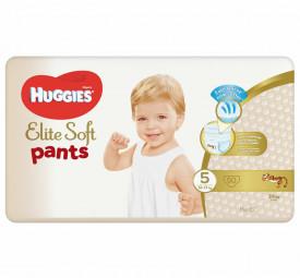 Scutece chilotel Huggies Elite Soft Pants Giga Pack Nr.5, 12-17 kg, 50 buc