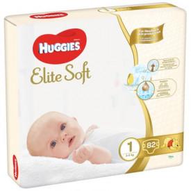 Scutece Huggies Elite Soft Nr.1, 3-5 kg, 82 buc