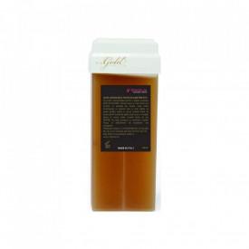 Cartus ceara pentru epilat cu Miere, Roial Gold, 100 ml