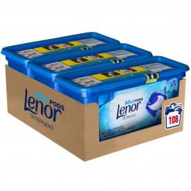 Detergent capsule Lenor All in One PODs Spring Awakening 108 spalari