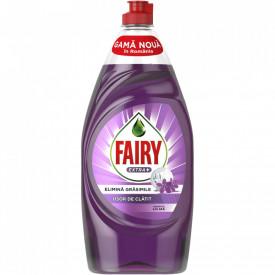 Detergent de vase Fairy Extra+ Liliac 900 ml