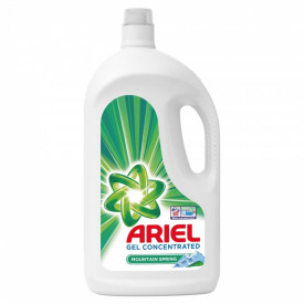 Detergent lichid Ariel Mountain Spring, 60 spalari, 3.3 l