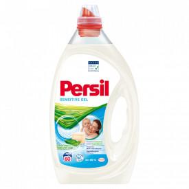 Detergent lichid Persil Sensitive Gel, 60 spalari, 3L