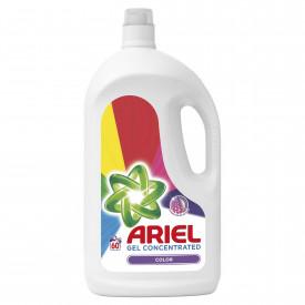 Detergent lichid Ariel Color, 60 spalari, 3.3 L