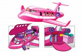 Gifts- Set de jucarii, avion