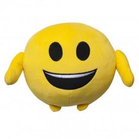 Plus emoticon, față fericită (happy face)