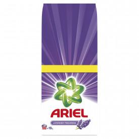 Detergent automat pudra Ariel Lavanda, 100 spalari, 10kg