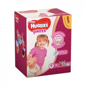 Scutece-chilotel Pants Huggies Box Nr.6, Fetite, 15-25 kg, 60 buc