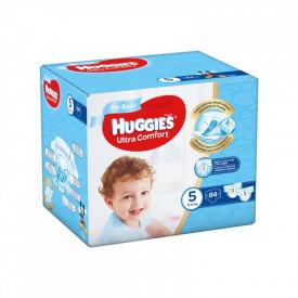 Scutece Huggies Ultra Comfort Nr.5, Baietei, 12-22 kg, 84 buc
