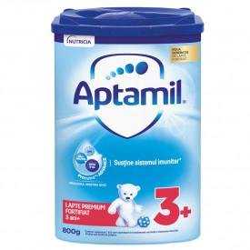 Aptamil Junior 3+ formulă de lapte de creștere Premium, +3 ani, 800g, Nutricia