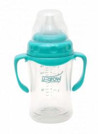 Biberon Sticla 180 ml Gat Larg UG A-1077