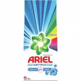 Detergent automat Ariel Touch of Lenor Color 10 kg, 100 spalari