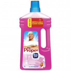 Detergent universal pentru suprafete Mr. Proper Flower&Spring, 1l