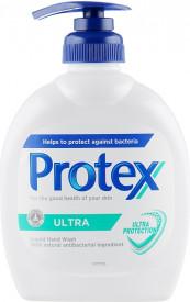 Sapun lichid antibacterial Protex Ultra 300ml