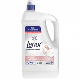 Balsam de rufe Lenor Professional Sensitive, 4.75L, 190 spalari
