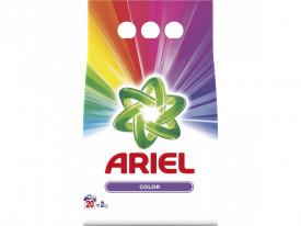 Detergent automat pudra Ariel Color, 20 spalari, 2kg