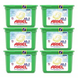 Detergent capsule Ariel All in One PODS Sensitive, 90 spalari (6x15)