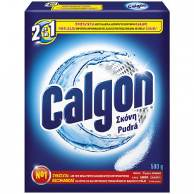 Pudra anticalcar 3in1 Calgon, 500g