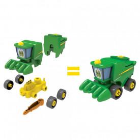 Tractoras construiti un prieten Corey