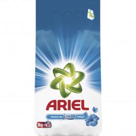 Detergent automat pudra Ariel Touch of Lenor Fresh, 20 spalari, 2kg