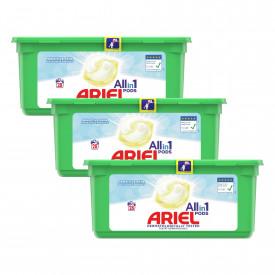 Detergent capsule Ariel All in One PODS Sensitive, 84 spalari (3x28)