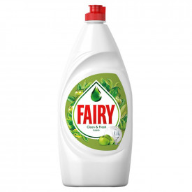 Detergent de vase Fairy Apple, 800 ml
