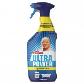 Detergent universal Mr. Proper Ultra Power Spray Lamaie, 750 ml