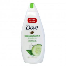 Gel de dus hidratant Dove Cucumber si Green Tea 750 ml