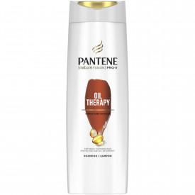 Sampon Pantene Pro-V Nature Fusion Oil Therapy pentru par deteriorat, 360 ml