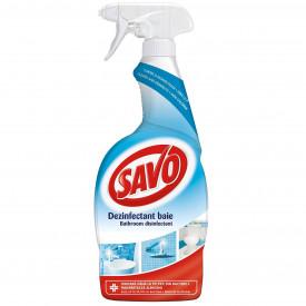 Spray dezinfectant pentru baie Savo, 650 ml