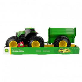Tractor cu remorca