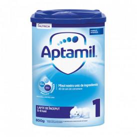 Aptamil 1 formulă de lapte Premium, +0 luni, 800g, Nutricia