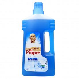 Detergent universal pentru suprafete Mr. Proper Ocean Fresh, 1l