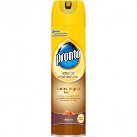 Spray pentru curatarea si ingrijirea lemnului Pronto Lemn Classic 300ml
