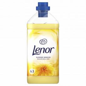 Balsam de rufe Lenor Summer Breeze, 63 spalari, 1.9L