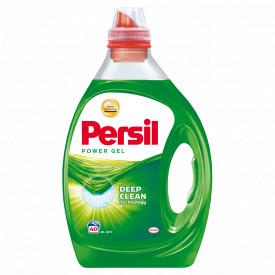 Detergent lichid Persil Power Gel, 40 spalari, 2L