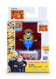 Figurina Despicable Me 3, danseaza si canta, diverse personaje