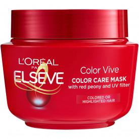 Masca pentru Par Vopsit L'Oreal Paris Elseve Color Vive, 300 ml