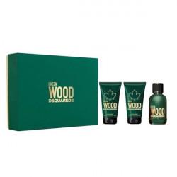 SET CADOU GREEN WOOD 50 ML