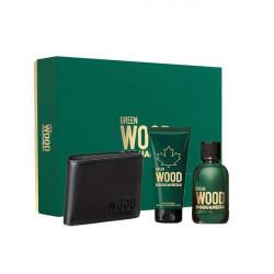 SET CADOU GREEN WOOD 100 ML