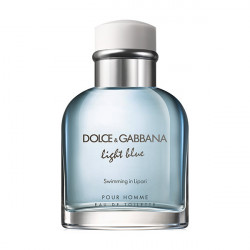 LIGHT BLUE SWIMMING IN LIPARI POUR HOMME EDT - LIMITED EDITION