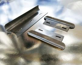 Kit protezione telaio inox immagini