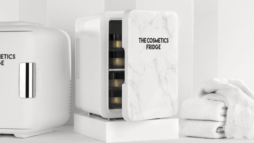 Cosmeticele în frigider?