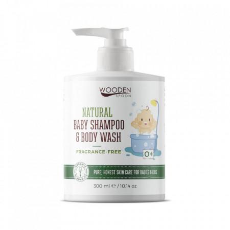 Șampon & Gel de duș natural pentru copii