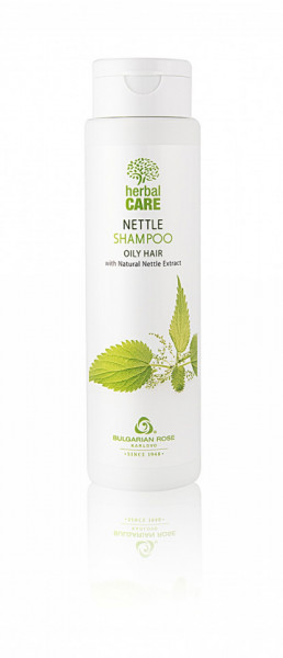 Șampon pentru păr gras - Urzică