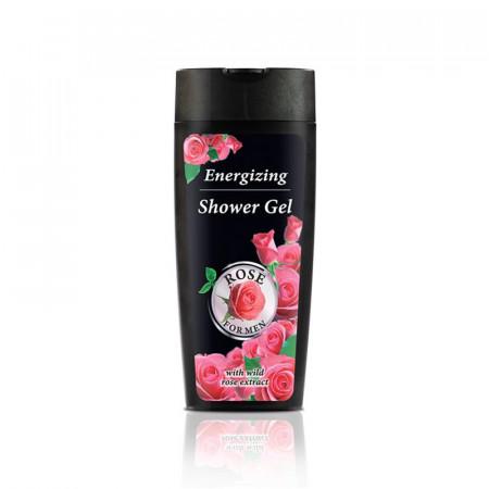 Gel de Duș Energizant Wild Rose