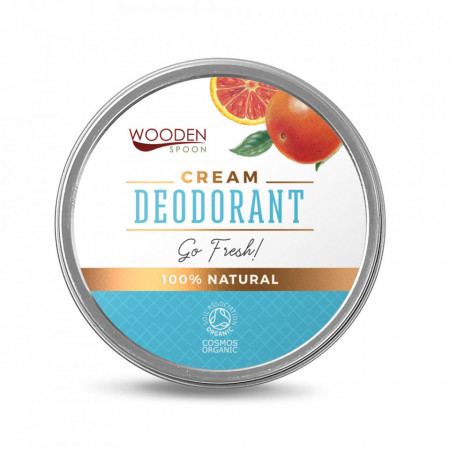 Deodorant Go Fresh!