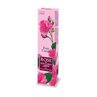 Cremă de picioare - Rose of Bulgaria